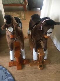 Rocking Horses (2)