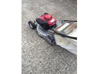 Honda lawnflite lawnmower