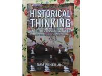 Historical Thinking by Sam Wineburg book