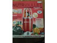 Nutribullet new in box