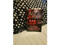 Anne Rice the vampire chronicles collection