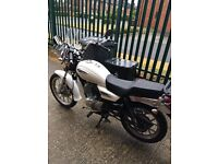 125 motocycle