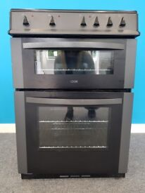 Logik Electric Cooker LFTC60A12/SH00006,6 months warranty, delivery available in Devon/Cornwall