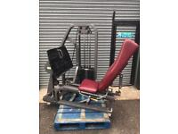 Nautilus Nitro leg press massive stack Commercial Gym equipment