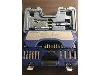 "Blue Point (Snap-on) 47 piece 1/4"" Drive General Service Set, 147MBPGSSUK, for sale."