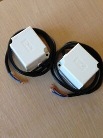 2 x Danfoss HPA2 Actuators