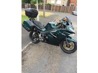 Triumph SprintST1050 very low mileage