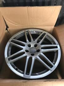Audi s line wheels 19inch