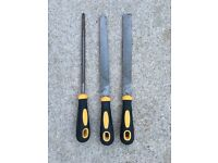 3 Wood chisel tools