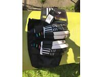 Adidas performance cricket gloves boys