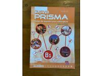 Nuevo Prisma Level B1 Spanish Student Book BRAND NEW