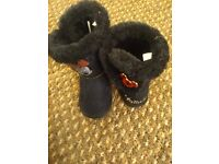 Minnie mouse toddler boots