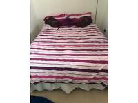 FREE - Double Bed and mattress with storage drawers