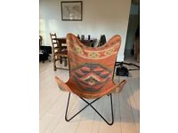 Aztec Butterfly Chair - perfect condition