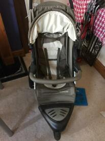 3 Wheeler travel system