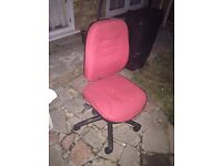 Revolving chair to use with office computer or study table all controls working