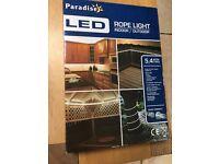 LED rope light (two packs)