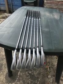Chicago SGS Irons 5-SW