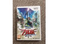 Nintendo Wii Zelda Skyward Sword