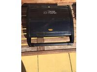 George Foreman 7 portion family grill