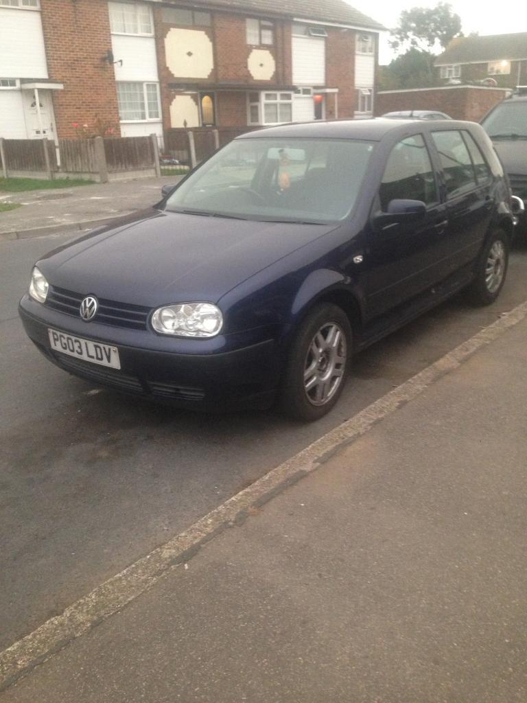 Golf mk4 1.9 tdi 5 door nice car reason for selling got another car any questions please ask