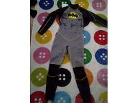 Mens Batman Wetsuit XL. BNWT