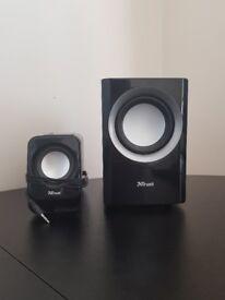 Trust speakers!