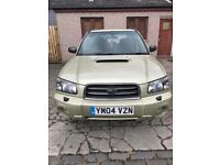 Subaru Forester turbo xt