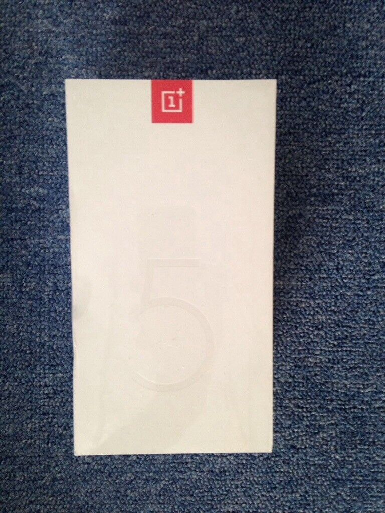 OnePlus 5 **Brand New**