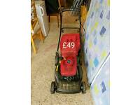 mountfield petrol lawnmower free delivery in Leicestershire