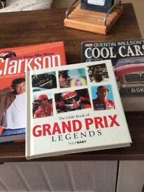 Motoring book bundle