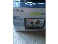 LCD monitor new in box