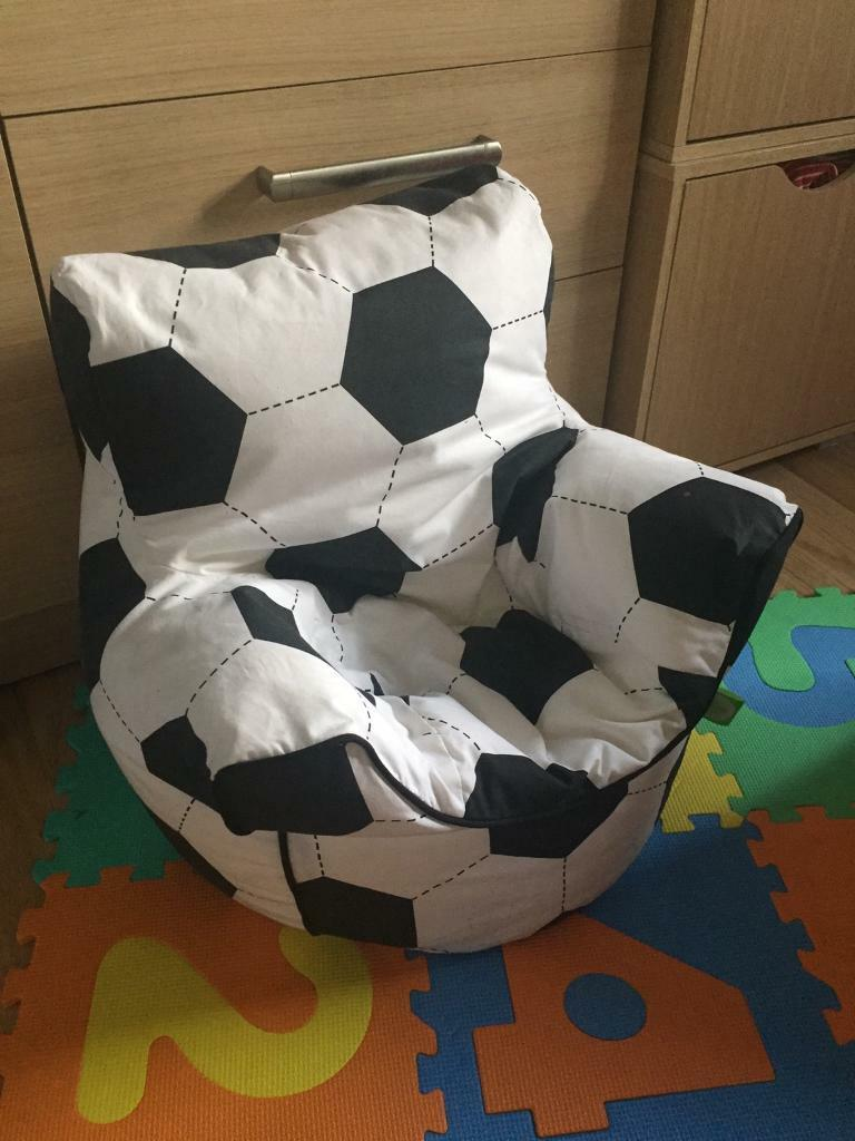 Toddler Football Bean Bag Chair