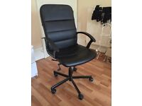 Comfortable Black Desk Chair