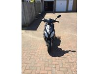 50CC Viper Moped Very Good Condition With Race Exhaust