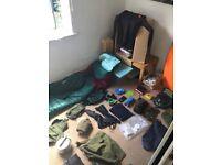 Camping, survival, prepped, bugout gear joblot bundle