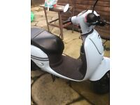 Motorbike for sale 50cc - 1 owner