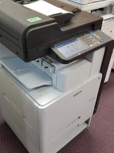 Samsung 11x17 Multifunction Black and White Copier Printer Colour Scanner Copy machine for sale Copiers Printers LEASE