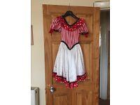 Dance costumes / fancy dress costume bundle - £120 or make us an offer!