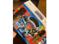 Skylanders set with console fully working