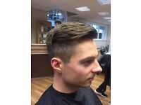 Free Gents Haircuts
