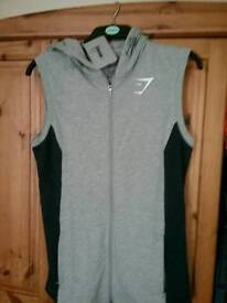Gymsh ark fitted hoodie