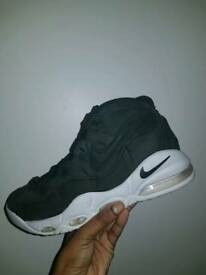 Nike Air Max Uptempo 95 Black SIZE 8 MENS