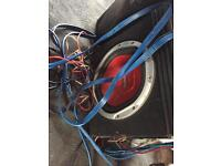 Car ice audio