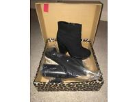 River island boots size 8!