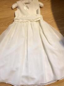 Girls bridesmaid party dress