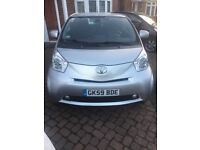 LEFT HAND DRIVE (LHD) TOYOTA IQ-2 VERY FANTASTIC ECONOMICAL SMALL EASY TO PARK 4 SEATS, 1.3 6 SPEED