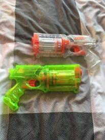 2 Pack Nerf Maverick Guns