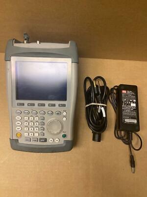 Rohde Schwarz Fsh3 3.03 Handheld Spectrum Analyzer W Preamplifier Rs Fsh 303