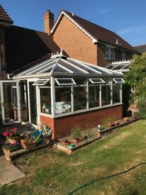Conservatory windows/doors/roof for sale